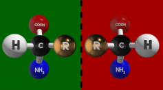 A Visual Representation of Chiral Molecules