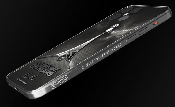 Musk be on Mars: Russian Brand Caviar Created iPhone 12 Pro and Nike Air Force 1 Inspired from SpaceX
