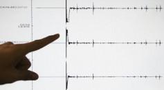 Earthquake Aftershocks Rattle