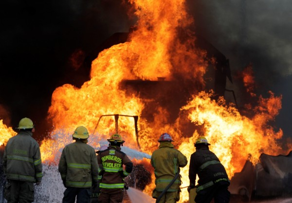 Firefighters Are Exposed To Harmful Chemical Substance that Increases Risks of Cancer