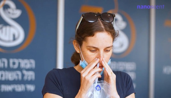 Israel Developed New Device That Detects COVID-19 in Just 30 Seconds By Smelling A Person's Breath