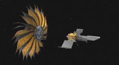 Starshade Artist's Concept 2