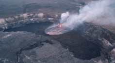 Deadly Lava Lake Is Bubbling in Hawaii's Kilauea Volcano Hitting Extreme Temperatures