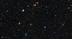 Hubble Photo Shows Andromeda Galaxy