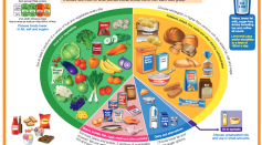 The Eatwell Guide Can Help Fight Obesity & Reduce Environmental Footprints