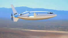 Science Times - Otto Aviation Finally Reveals Details on Its 460mph-Bullet Airplane That Only Costs $328 per Hour To Fly