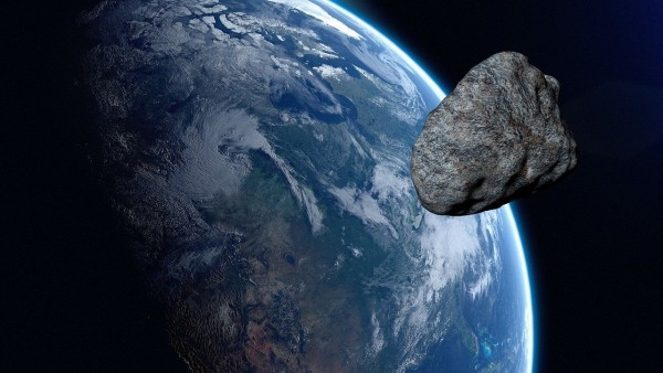 An Asteroid Twice the Size of the Great Pyramid of Giza is Set to Hit Earth's Atmosphere Next Week