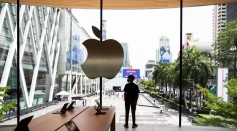 Apple Opens New Flagship Store In Bangkok