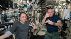 The Gut Microbiome and Genes Can Alter in Space