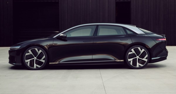 Lucid Air Dream Edition - Elite Electric Sedan Available by 2021