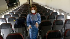 Aviation Clean Air Develops First Proactive Cleaning System for Airlines