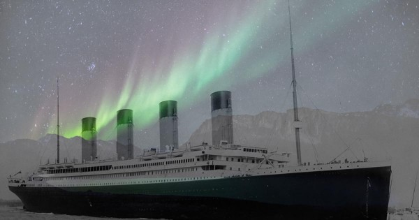 Science Times - New Cause of RMS Titanic Sinking Revealed By A Researcher