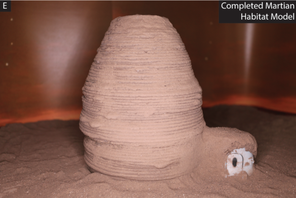 Chitin-Derived Materials Can be Used to Create Tools & Shelter on Mars