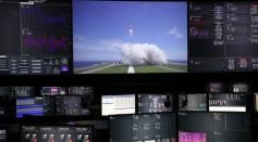 PM Jacinda Ardern Attends Rocket Lab Factory Opening