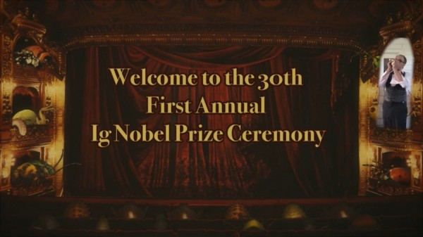 Ig Nobel Awards Celebrates 30 Years of the Lighter Side of Science