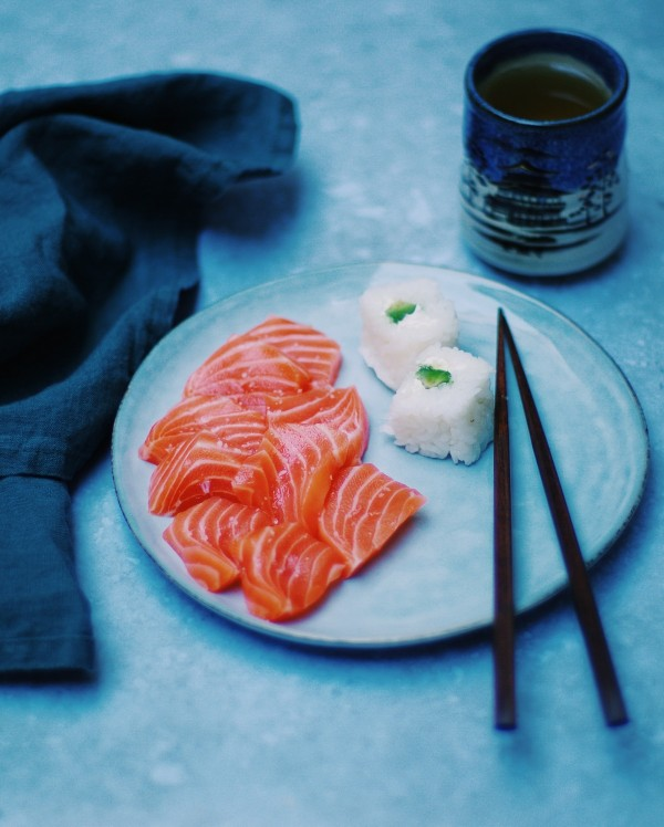 Science Times - This Startup Is Growing Sushi-Grade Salmon From Cells in a Lab