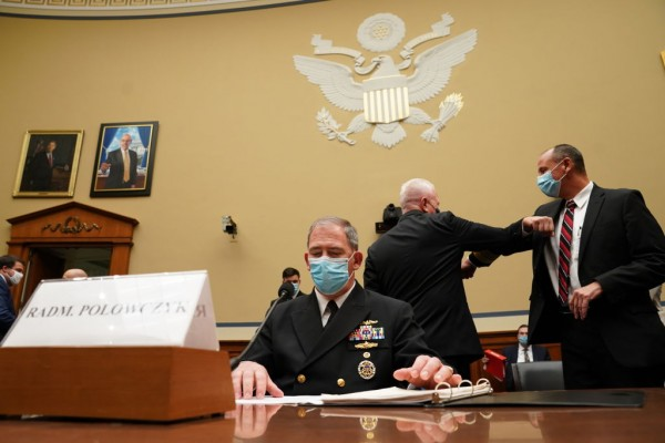 Funding From the CARES Act Have Been Allocated for Military Use Instead of Pandemic Funding