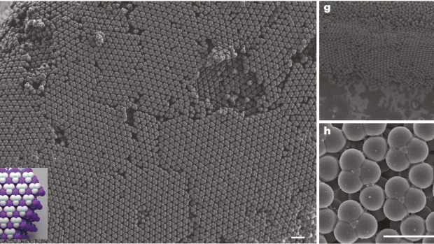 Researchers Discover Novel Method for Creating Colloidal Diamonds - Science Times