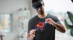 Microsoft's HoloLens 2 Is Helping Engineers Build the Orion Spacecraft