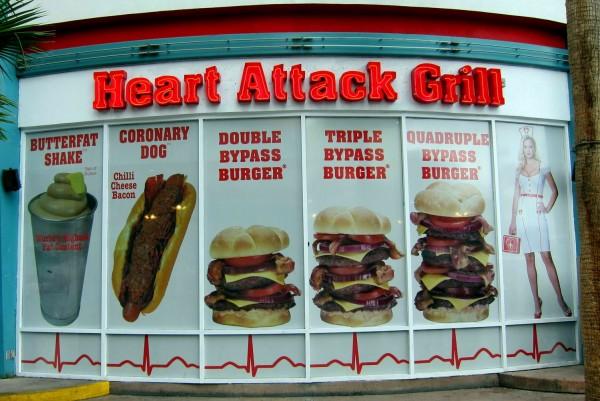 Heart Attack Grill Displays Cremains of Past Customers As New Marketing Tool
