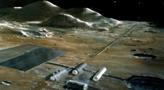 First Lunar Surface Radiation Measurements Show Moon is Safe For Long-Term Human Exploration