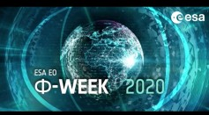 ESA's Φ-Week 2020 Highlights Digital Twin Earth, AI, and Quantum Computing