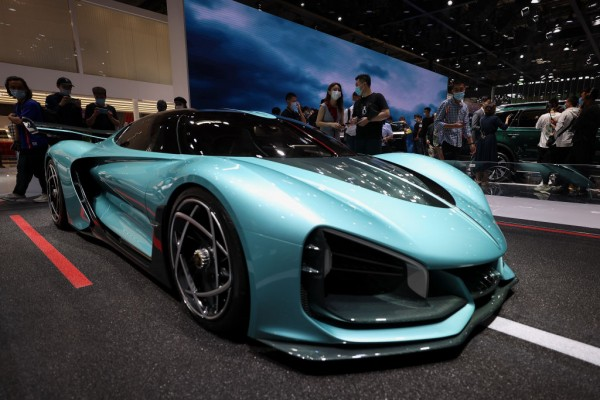 2020's Only Major Auto Event: The Beijing International Automotive Exhibition