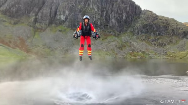 Real Life Iron Man: Air Ambulance Uses Jet Suits For Emergency Services