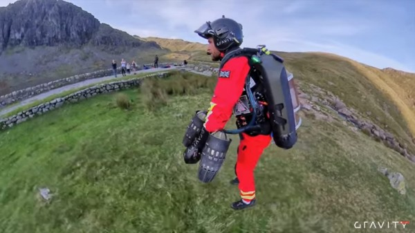Real-Life Iron Man: Air Ambulance Uses Jet Suits For Emergency Services