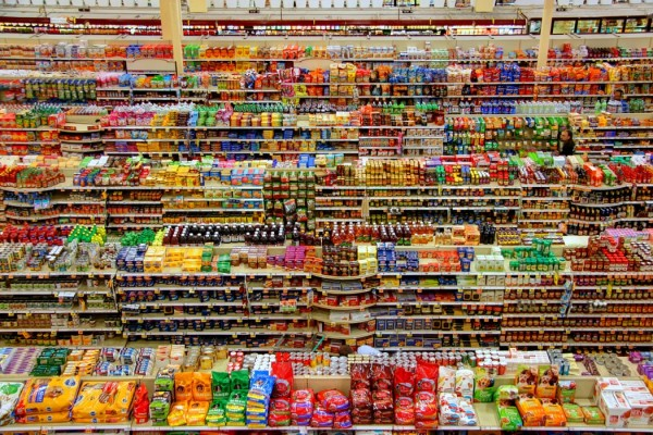 Supermarkets are arranged to make sure that their customers buy more than what they intended which means bigger sales for them.