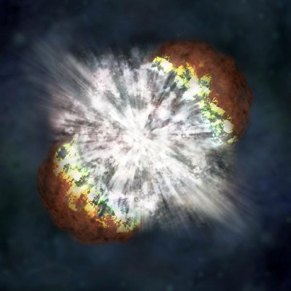 NASA Telescope Captures Brightest Supernova To Date