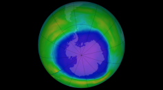 Antarctic and Arctic Ozone Holes Measured The Largest This Year
