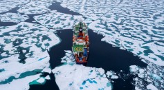 International Researchers Just Completed a Year-Long Expedition in the Arctic Ocean