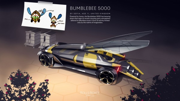 Rolls-Royce Bumblebee 5000
