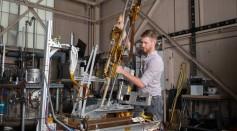 NASA / Intuitive Machines