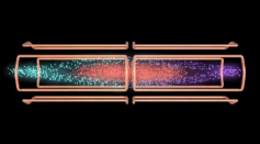 A Graphical Illustration of the DFD Nuclear Fusion Process