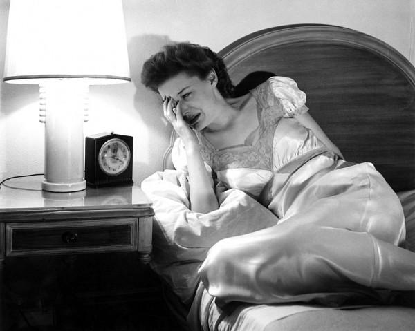 Insomniac / Tired