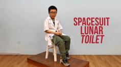 9-Year-Old Malaysian Boy Won NASA's Lunar Loo Challenge