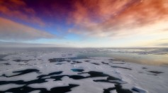 Science Times - Data Shows The Effect of Melting Ice on Rising Sea Levels