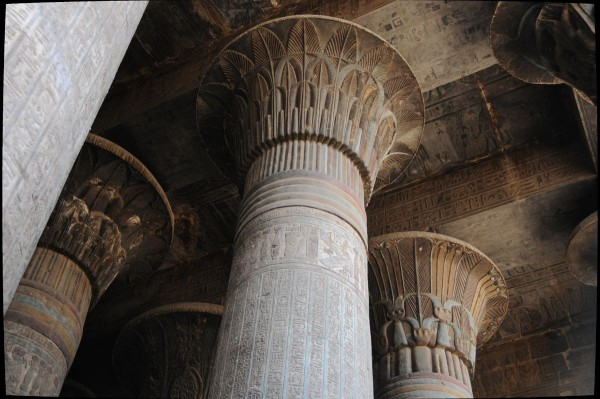 German-Egyptian Research Team Restore Ancient Temple's Original Carvings and Paintings