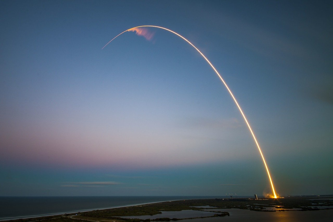 SpaceX Falcon 9 Launched a Set of 60...