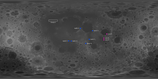 China's Chang'e 5 Spacecraft Enters Lunar Orbit - Science Times