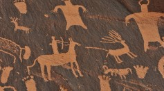 Science Times - 8-Mile Long Rock Painting of Ice Age Beast Revealed in Amazon Rainforest
