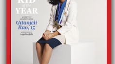 Time Magazine's First 'Kid of the Year' Is the 15-Year-Old Inventor  From Colorado