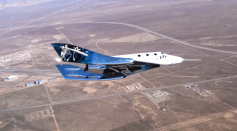 Virgin Galactic Is Launching Its First Crewed Flight this Weekend