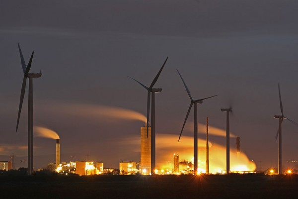 General Views Of The British Energy Industry