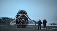Space Architects Completed Their Two-Month Stay In Lunark in the Arctic For the Next-Gen Moon Explorers