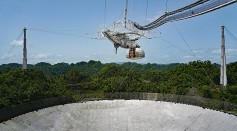 Science Times - Puerto Rico Allots $8 Million Funding for Possible Reconstruction of the Arecibo Telescope