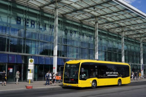 Berlin Expands Its Electric Bus Fleet