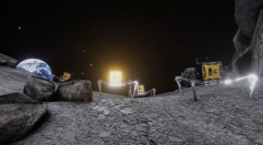 The UK Will Be Sending Its Spider Rover on the Moon This 2021
